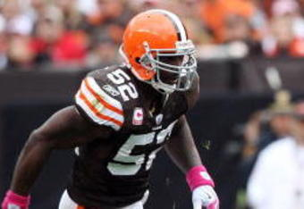 Browns Release Long Time LB D'Qwell Jackson