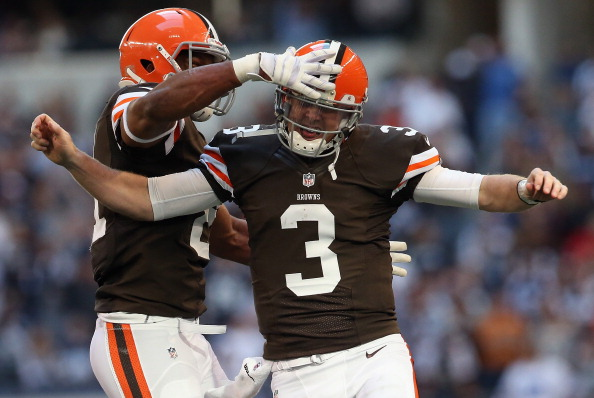 Weeden says Browns ran routes they hadn't practiced