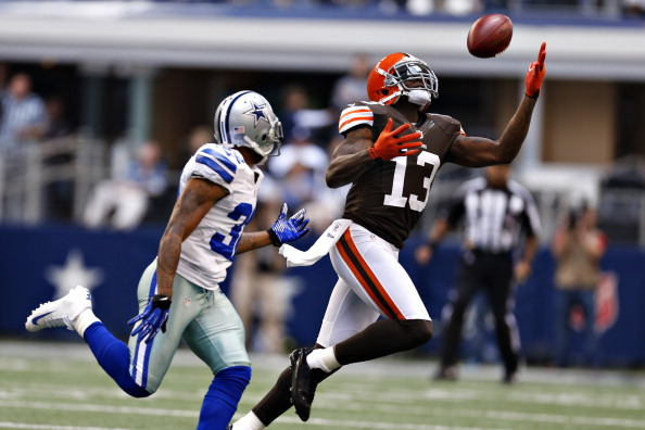 Josh Gordon Gets Speeding Ticket, Passenger Had Marijuana
