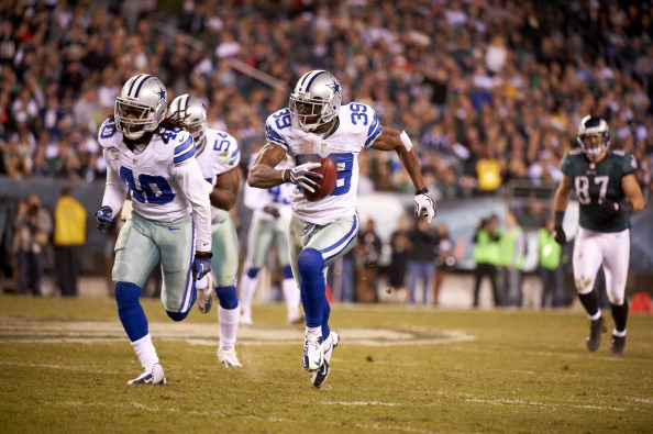 2012 NFL Week Nine Preivew — Cleveland at Dallas