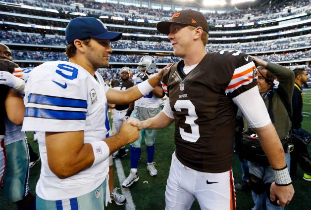 Brandon Weeden Cleared to Play and Start Sunday in Oakland