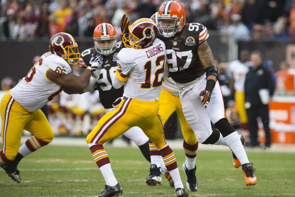 Browns Crumble in Second Half in 38-21 Loss to Redskins
