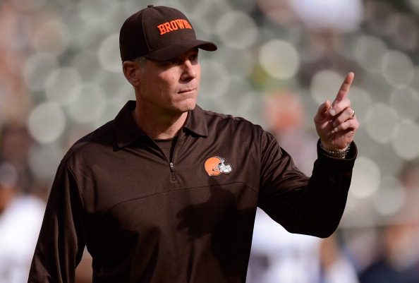 Shurmur Not Worried About Job Status with Three Games Left