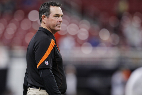 Chargers interested in Mike Zimmer too