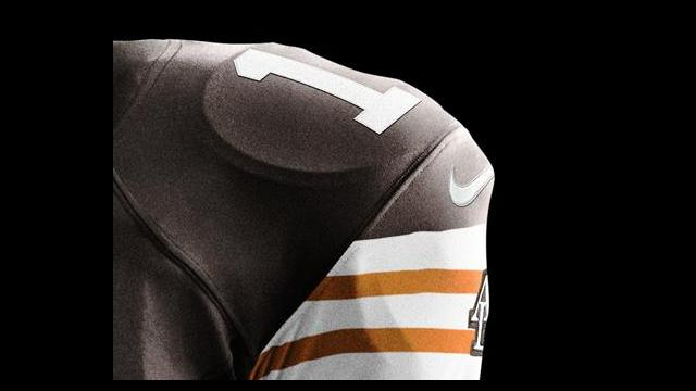 Browns Owner States Team Will Look At Possible Uniform Changes