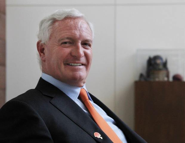 Haslam Says He'll Stay Involved With Browns In All Major Decisi…