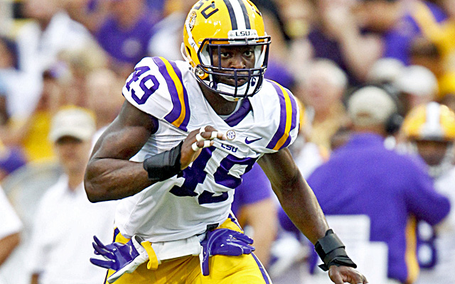 Browns Select LSU Pass-Rusher Barkevious Mingo With 6th Overall…