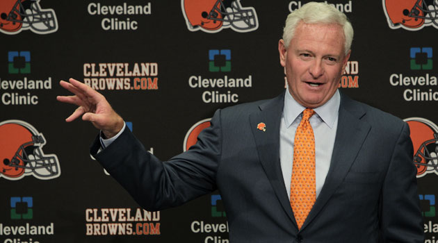 NFL Owners Will Address Browns Situation In Boston This Week