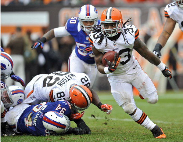 Cleveland Browns – Three Biggest Games Of The 2013 Season