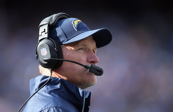 Browns To Chat With Chargers OC Ken Whisenhunt