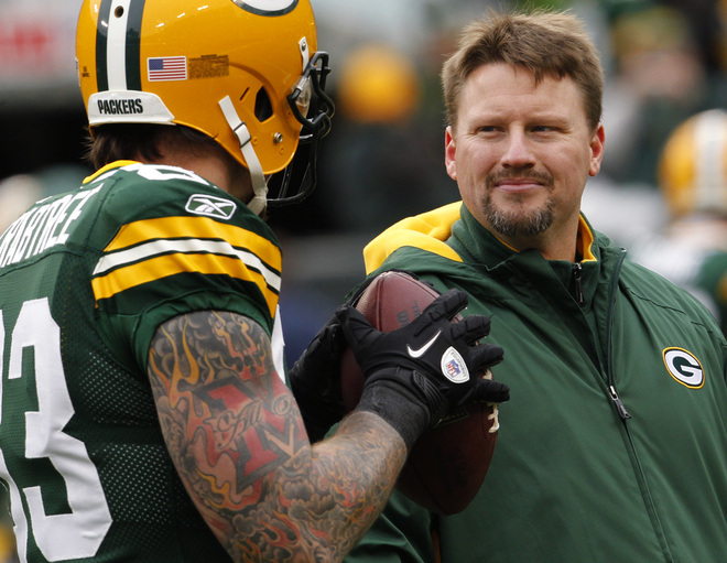 Browns To Talk To Packers QB Coach Ben McAdoo