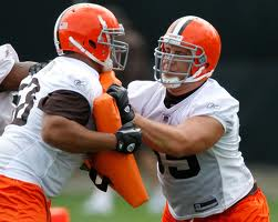 Browns Use Transition Tag On Center Alex Mack