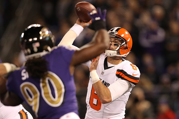 Jackson Says Kessler to Remain as Browns Starting QB Despite Benching
