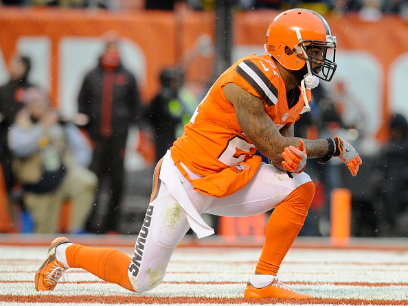 Browns Ink CB Jamar Taylor to Three-Year Extension
