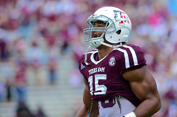 Browns Do the Right Thing; Take Texas A&M DE Myles Garrett with the 1st Pick in 2017 Draft