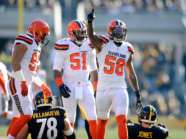 Browns Lock Up LB Christian Kirksey to Four-Year Deal Worth $38 Million