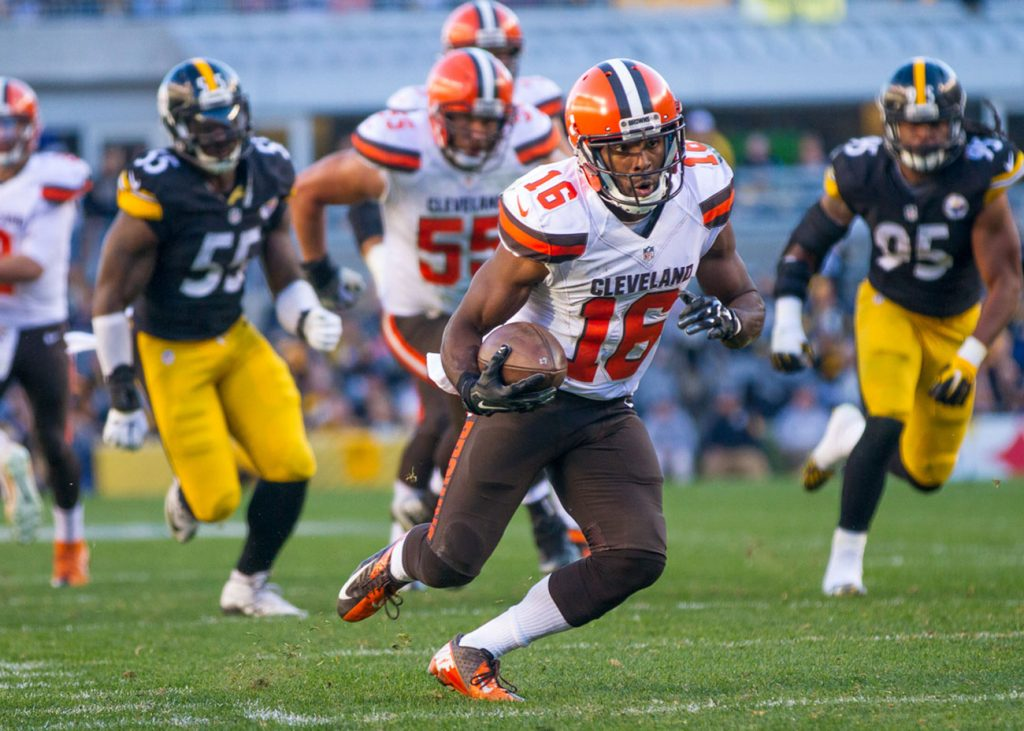 Former Browns WR Andrew Hawkins Gives Praise to Cleveland Following His Announced Retirement