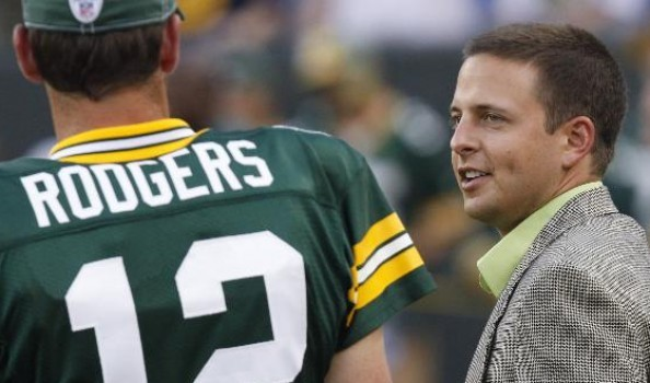 Browns New GM Dorsey to Interview Packers Director of Football Ops Eliot Wolf