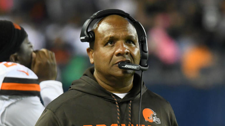 Despite 0-16 in 2017, Coach Hue Jackson Will Be Back in 2018 Says Browns Owner Jimmy Haslam